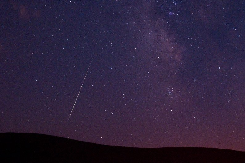 How you can see these three meteor showers in July and August