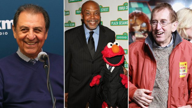 Sesame Street parting ways with three longtime cast members.