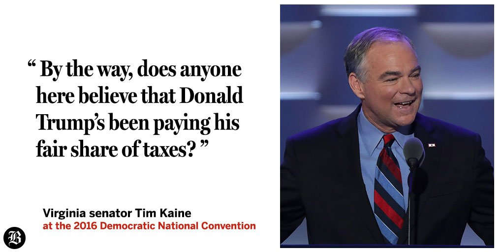 Tim Kaine says Hillary Clinton ready to fight, win, and lead
