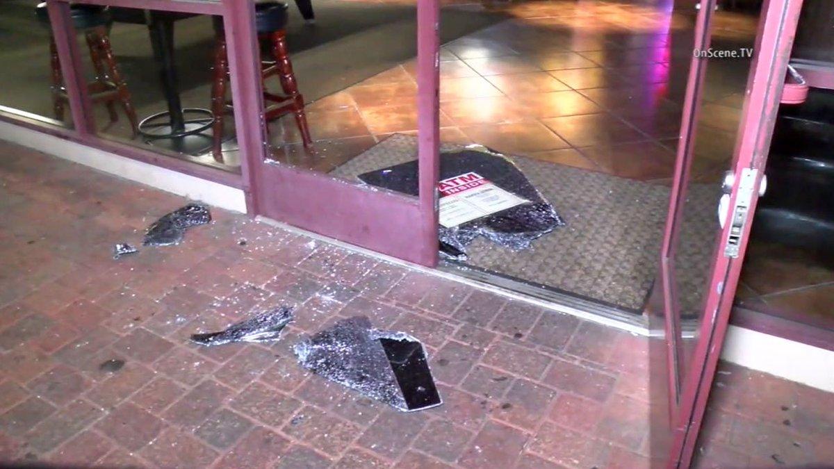 La Habra, Whittier restaurants hit in series of burglaries overnight