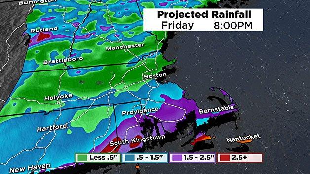 Boston Now In 'Severe Drought,' But Soaking Rain On The Way (via @DanielleWBZ4 )