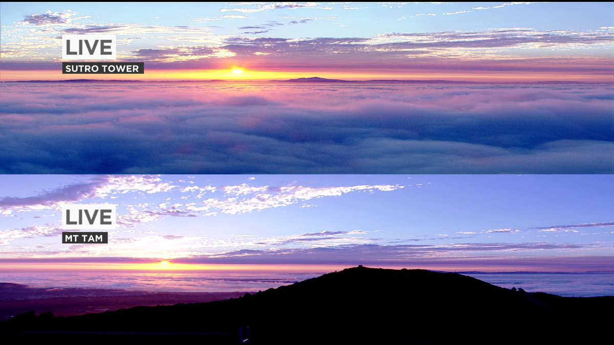 Special sunrise this morning! Check out these colors.