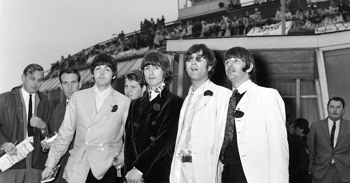 a look at the films of the rock group the beatles This year brings an unavoidable wave of beatles tributes, with tv specials, media coverage, a new cd boxed set, and celebrations marking the 50th anniversary of the band's arrival in america.