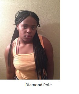 MISSING: Camden County Police Department is looking for a missing 16-year-old - Diamond Pole.