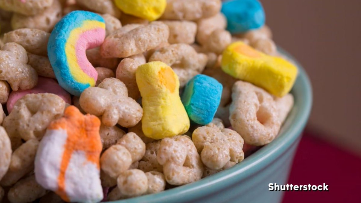 You can now buy 'Lucky Charms'-like marshmallows without the cereal