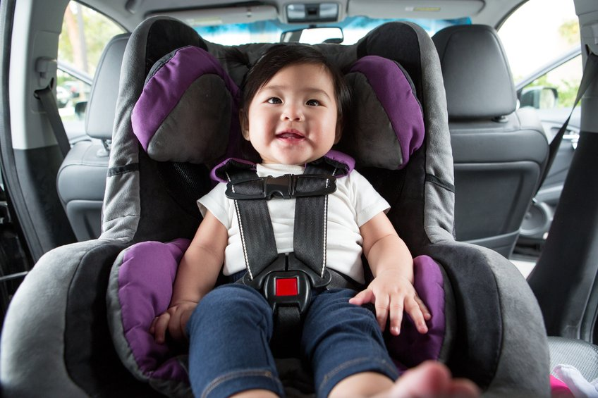Pennsylvania's new car seat law goes into effect this August