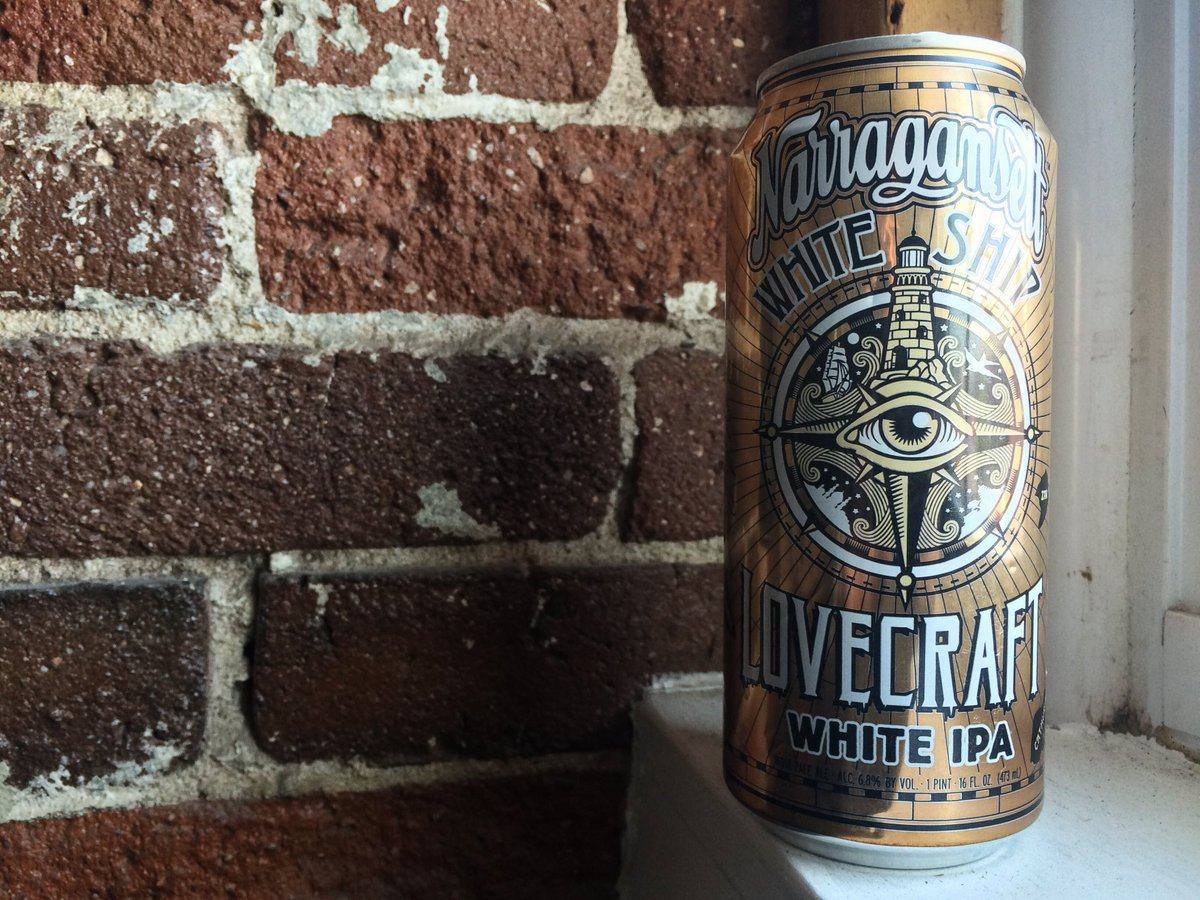 Narragansett releases fifth beer inspired by horror writer H.P. Lovecraft