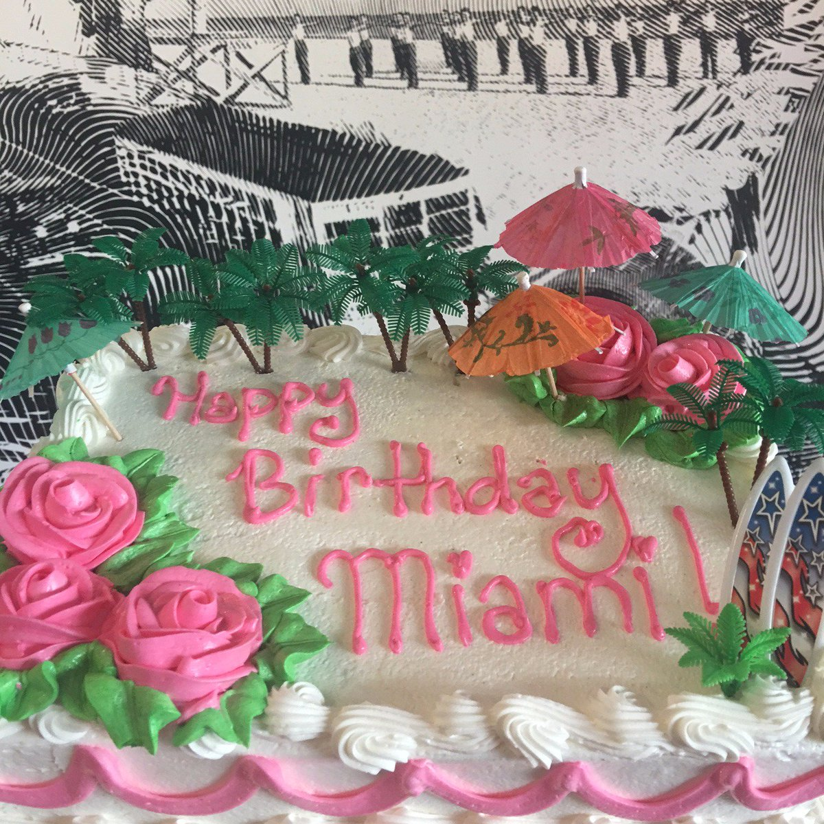 Happy BDAY, Miami! In honor of Miami's founder, Julia Tuttle, all women receive FREE admission today @HistoryMiami https://t.co/Fq6YQTVOX1