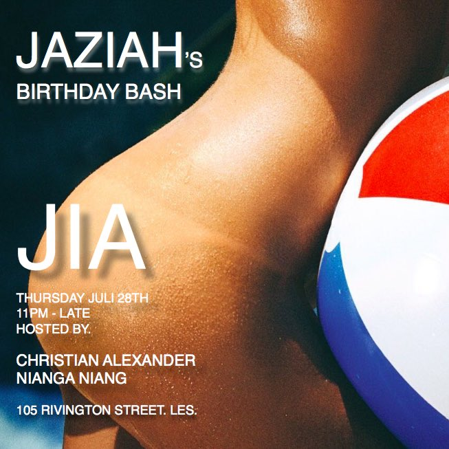 Pull up to the JIA tonight!