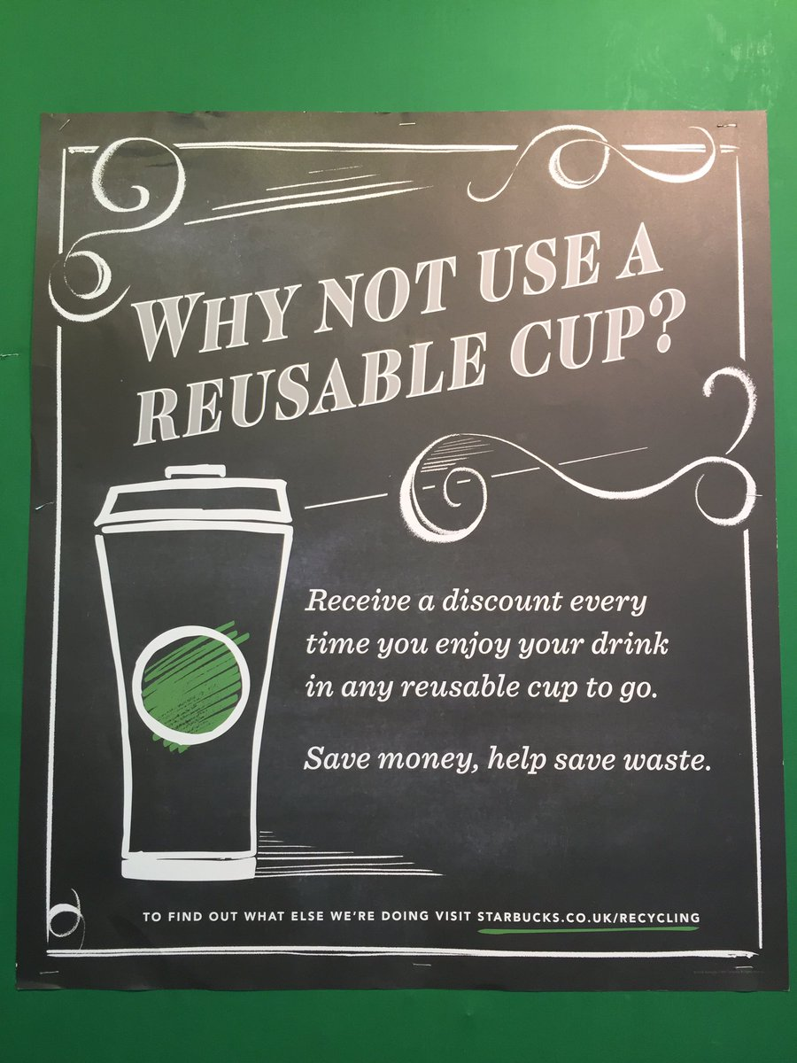 No Excuse For SingleUse  Ecoffee Cup  Reusable Coffee