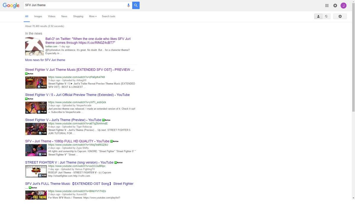 Google v theme song - 2 Replies 4 Retweets 6 Likes