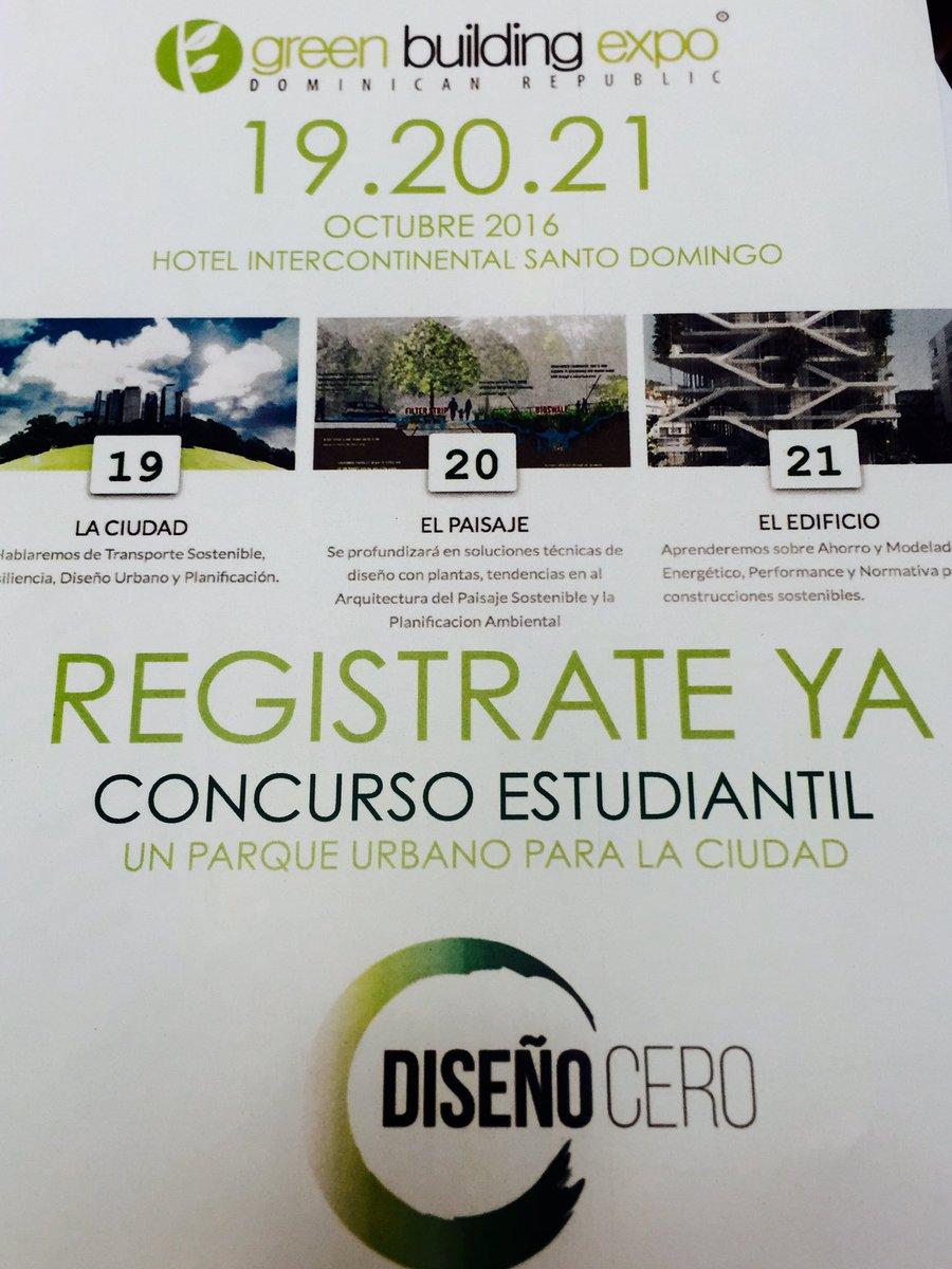 Diseño Cero, concurso estudiantil para diseñar Parque Urbano para la ciudad. @unibeenlinea @PUCMM @UniversidadUASD https://t.co/9Kfm7Zzdka