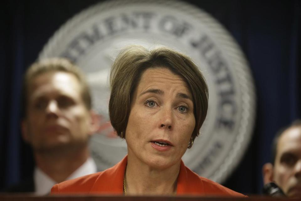 """AG said Mass. has seen """"precipitous drop"""" in sales of copies of assault weapons"""