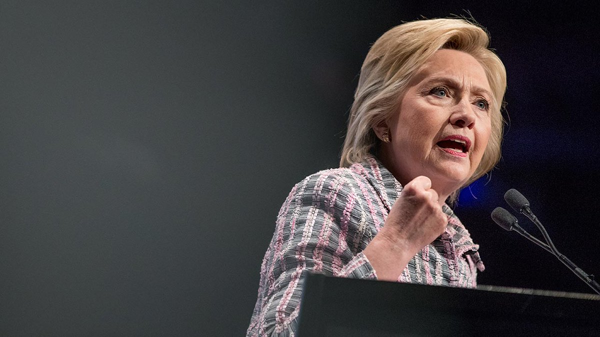 Hillary Clinton moving Friday rally indoors due to storm threat 6abc -