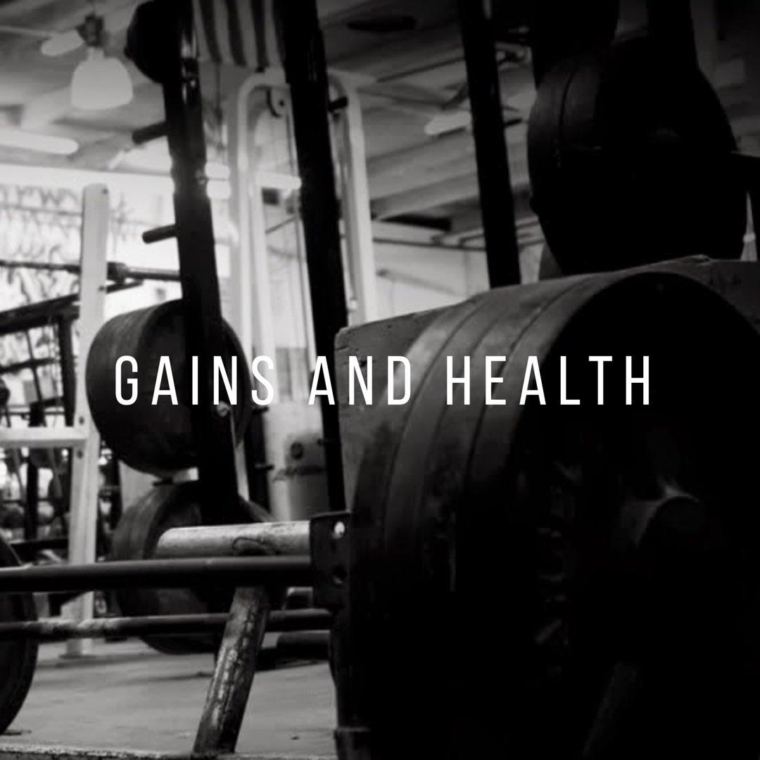 Gym Advice (@GainsAndHealth)   Twitter