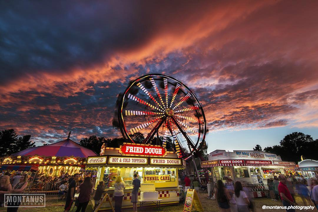 What carnivals and festivals are you going to this summer?