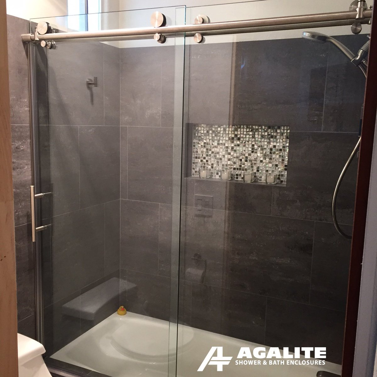 Hartung Glass On Twitter Gorgeous Agalite Transcend By Pass Tub