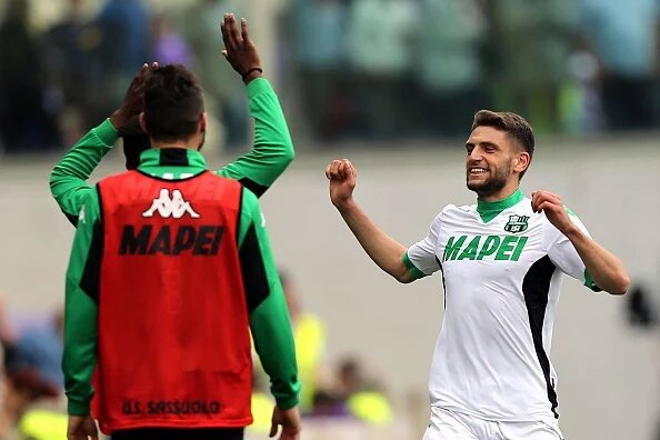 LUCERNA SASSUOLO 1-1 Video Gol, preliminari Europa League