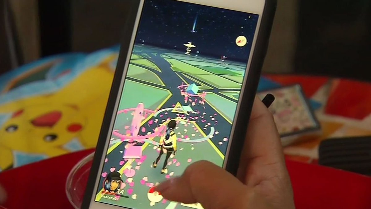 Over 1,000 people are expected to take part in a PokemonGo crawl at SF's Fisherman's Wharf.