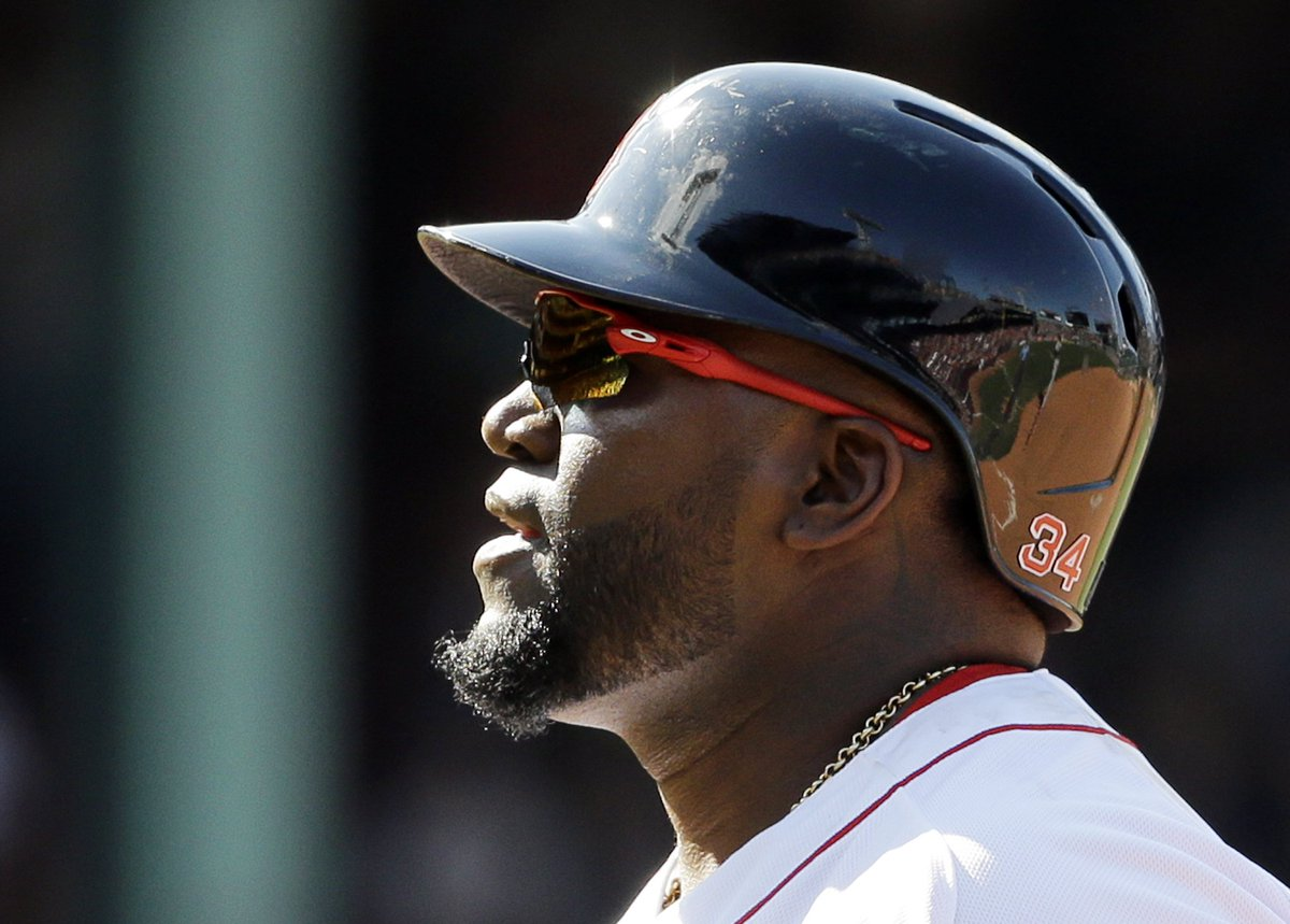 We'll remember Big Papi long after his RedSox days are over