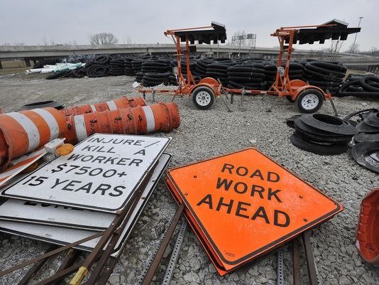 EB I-696 will be closed this weekend from Novi to Southfield