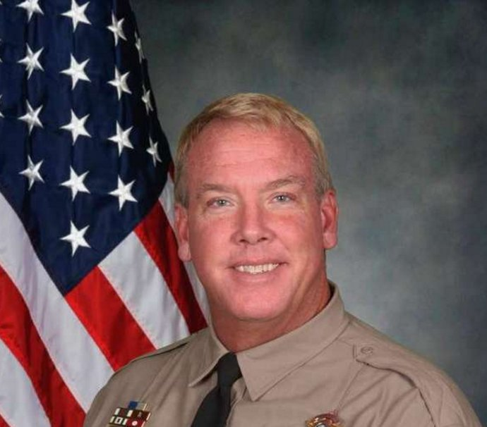 Family friends grieve loss of friendly Travis County sheriff's sergeant