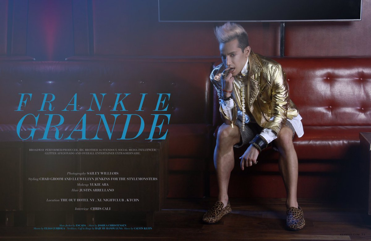 Team #FrankieGrande ✨