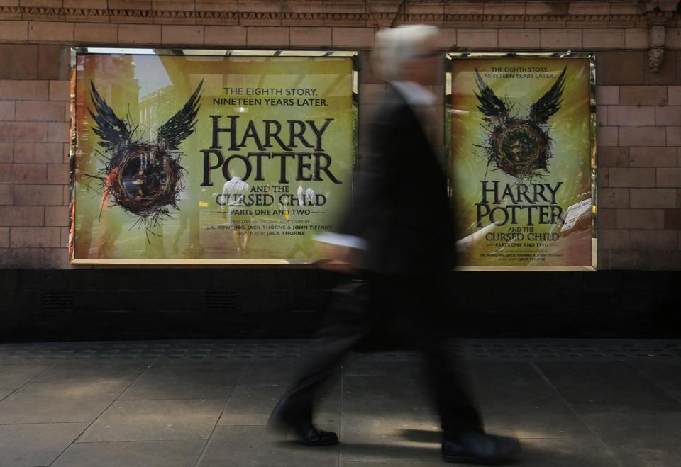 Where to get your Harry Potter on this weekend