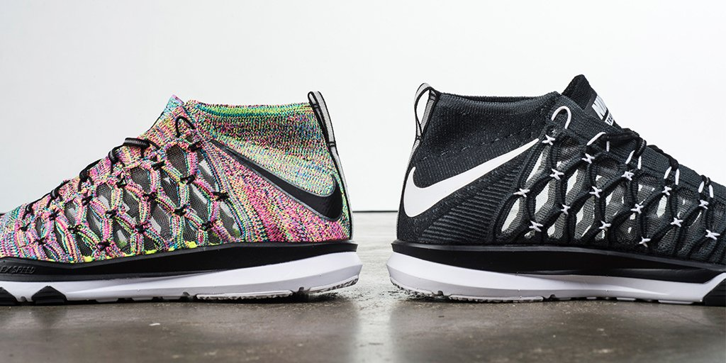 Reach a new speed during all of your workouts with the new Nike Train  Ultrafast Flyknit