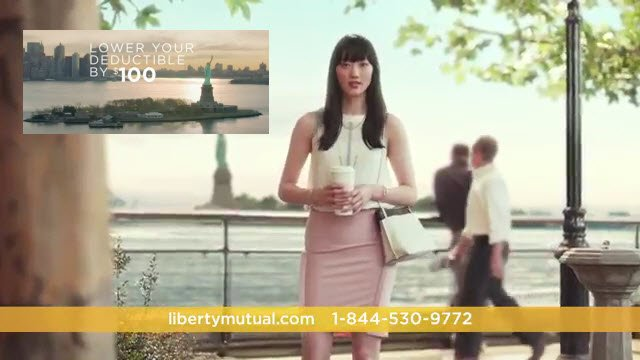 tv commercial spots on twitter libertymutual