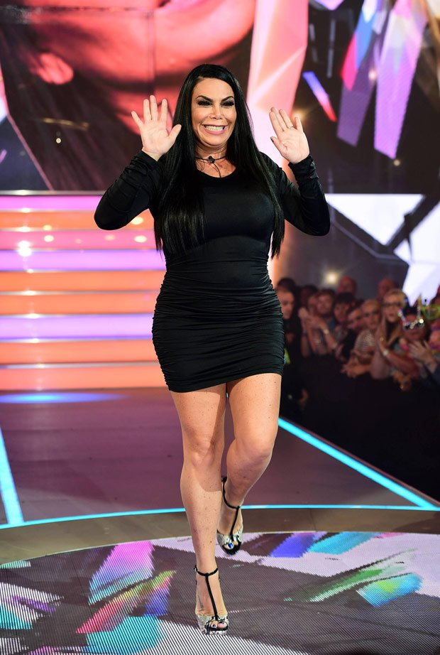 RT @reneegraziano: Renee entering the Celeb BB house tonight 💞 #CBB #CelebrityBigBrother #SheRocks https://t.co/Ioe5YWFCqw