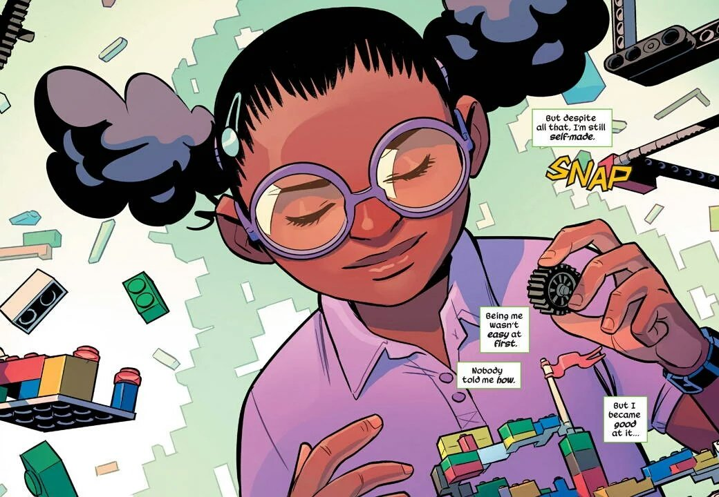 Black girls nerd-4867