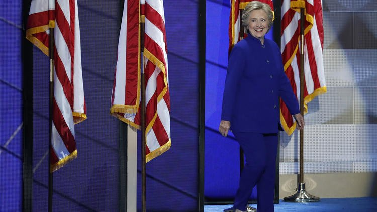 Step outside your own tribal politics and behold remarkable Hillary Clinton, says @John_Kass