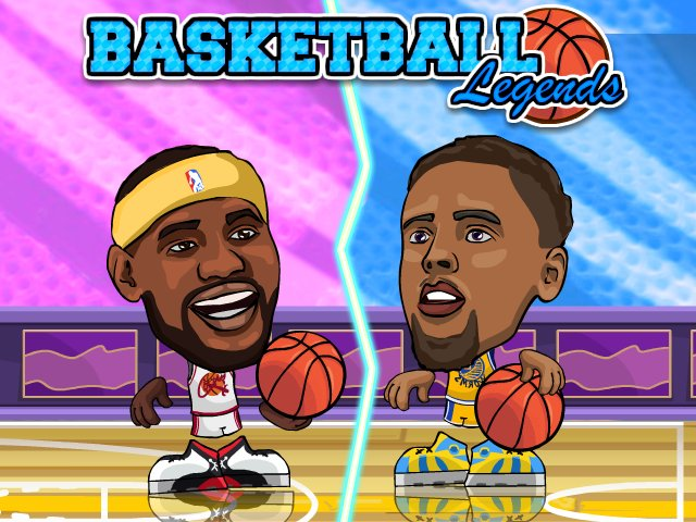 Madpuffers On Twitter New Game Basketball Legends Just Released