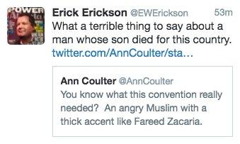 tfw when Erick Erickson takes on Ann Coulter
