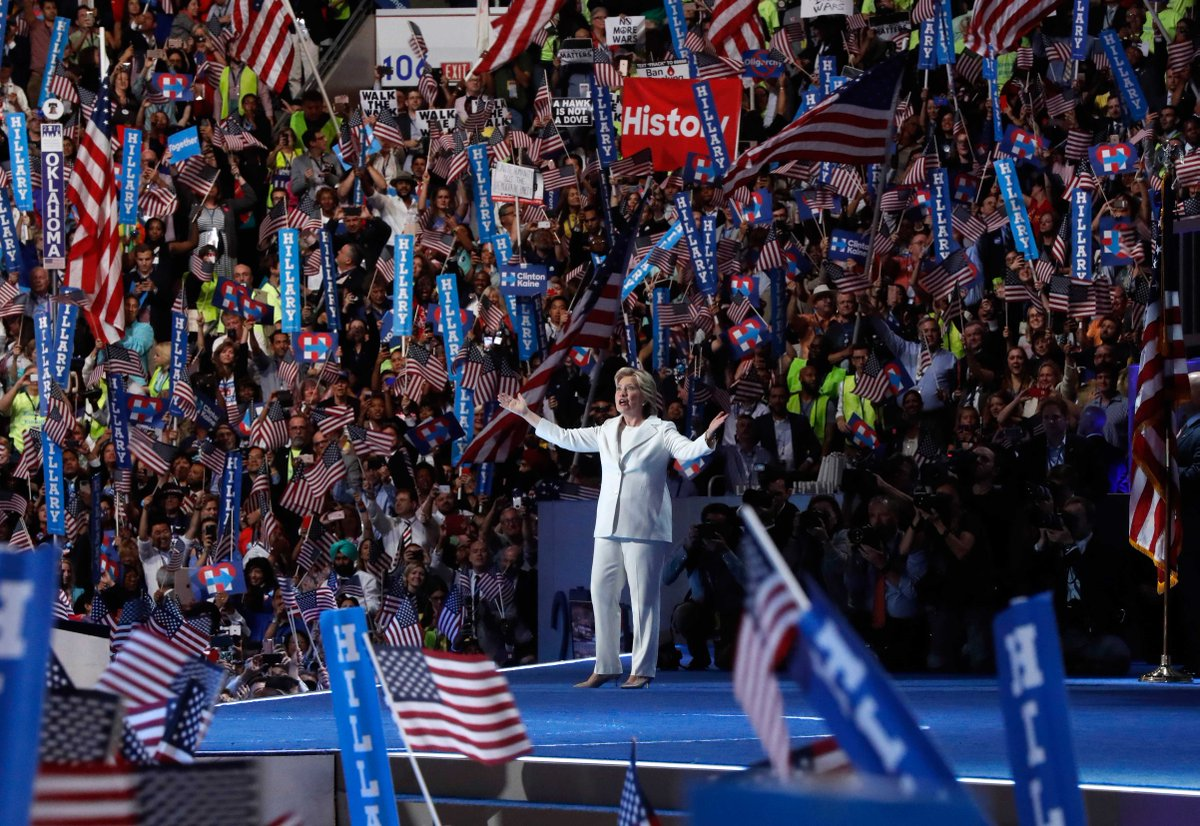 Missed Hillary Clinton's speech? Read it here