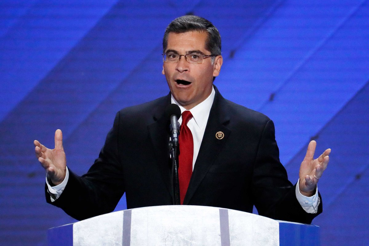 California Rep. Xavier Becerra: Donald Trump would