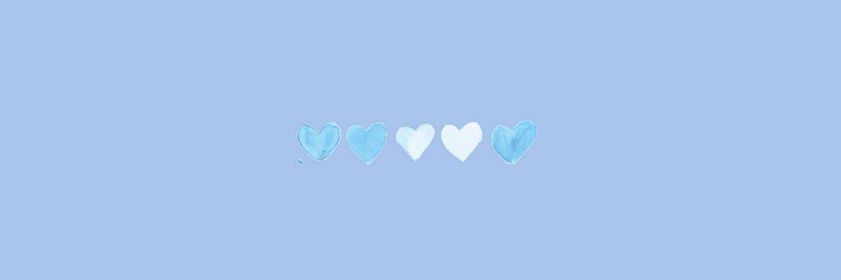 Image result for blue aesthetic header pastel