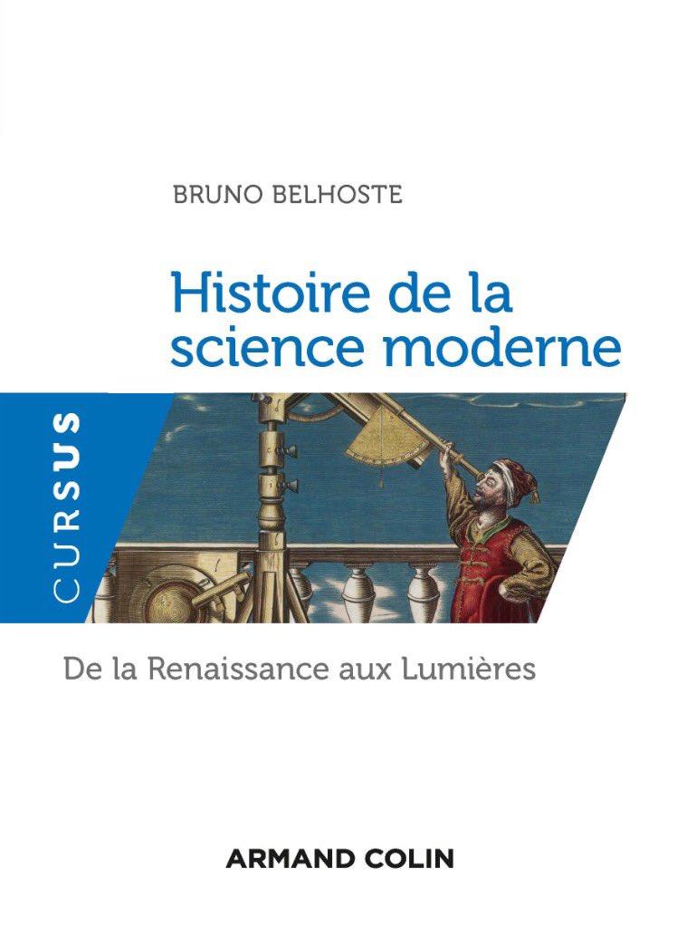 @editions_PUF @devhist Voici mon #VendredHIST #VendrediLecture: Bruno Belhoste, Histoire de la science moderne (1/2) https://t.co/xJEGNr3xrm