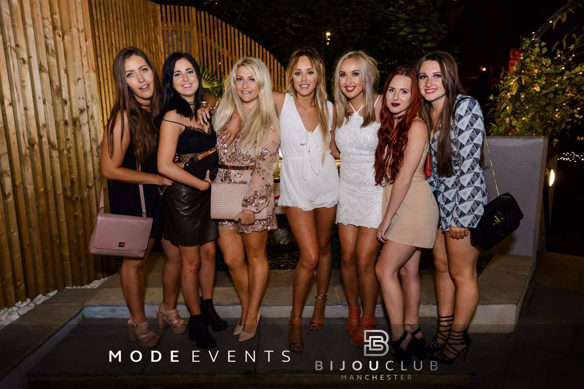 Last week @charlottegshore partied with us, are you joining us tonight? #GeordieShore #BijouClub #ModeEvents https://t.co/FbD5bKhOIj