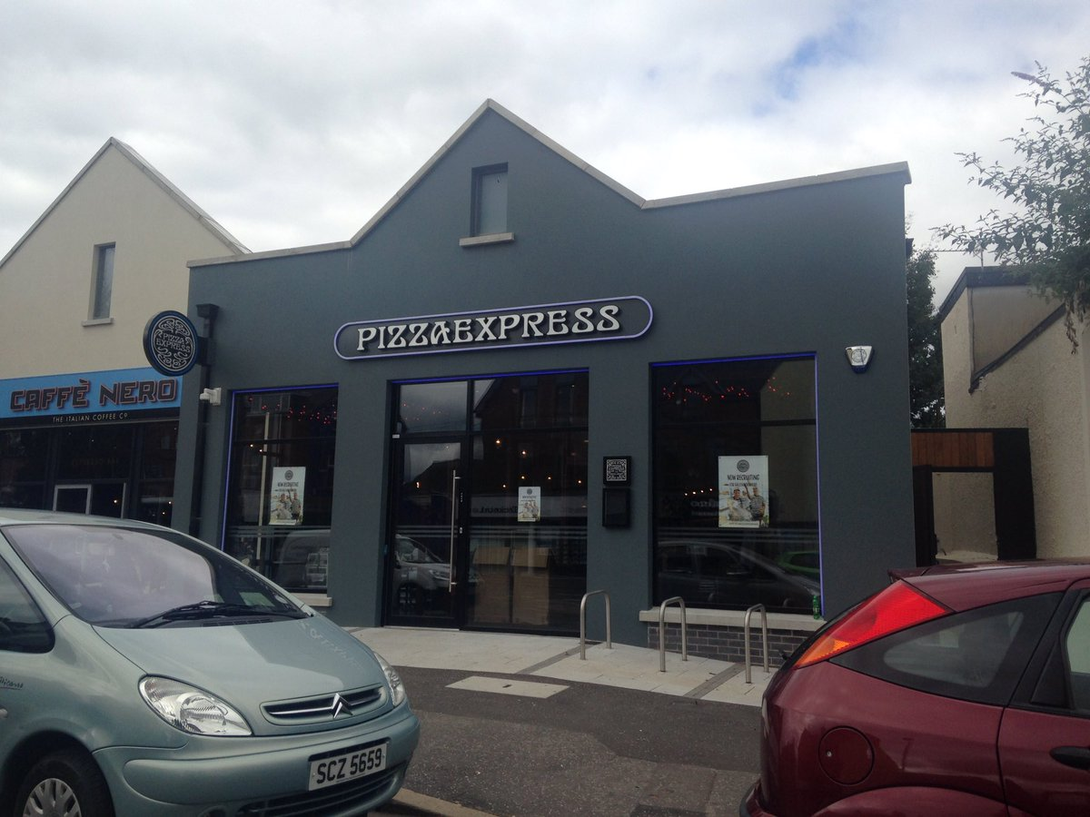 Tdk Property On Twitter The New At Pizzaexpress In