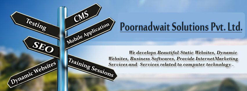 Poornadwait provides Training on Web Developement   http://www. poornadwait.com  &nbsp;   #web_development  #software #it_service <br>http://pic.twitter.com/h0PIeDWLcE