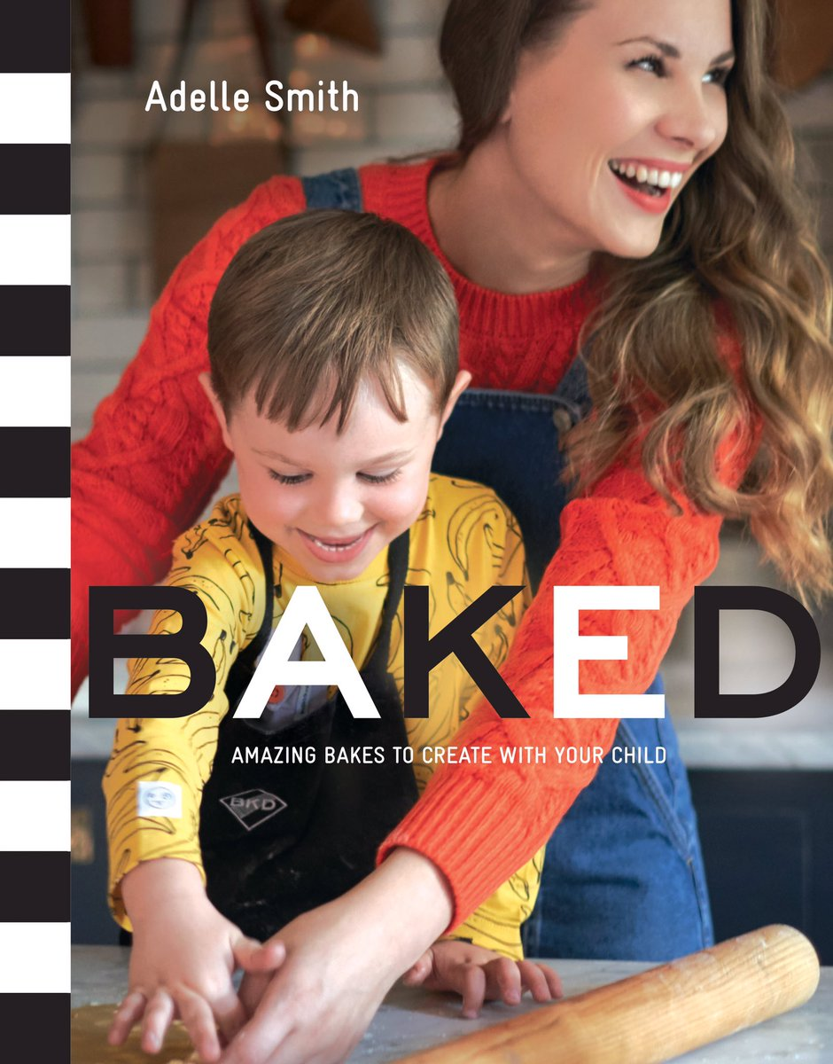 WIN brand new #BAKEDBOOK by @bkd_london + Double Choc Cake Mix & Renshaw Neon Multipack! RT for chance to #win https://t.co/rdvlP2hghv