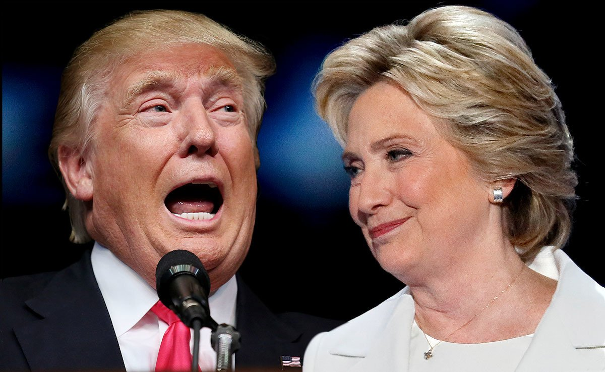 Looking forward to the Trump-Clinton presidential debates? Here's when they're happening