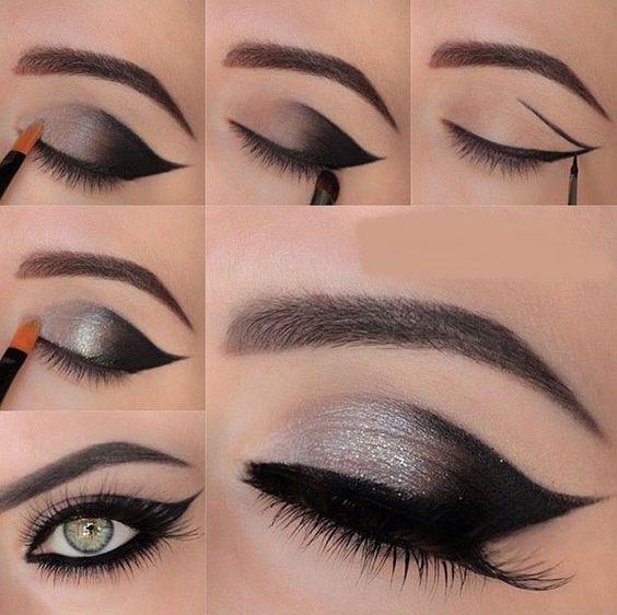 Msm Box On Twitter How To Wear Eye Makeup Mascara Smokeyeye