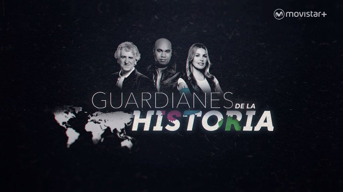 ¿Te perdiste #GuardianesDeLaHistoria? No te preocupes, ya puedes verlo en https://t.co/2FyKG8o2CZ y @yomvi 😄 https://t.co/E8Mfo57ewT
