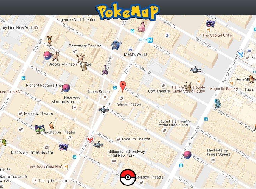 Pokemap Pokémon Go (@pokemap_pokemon) | Twitter