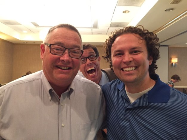 Having some fun with great teachers @BRInstitute #FF2016 #photobomb https://t.co/neekg1Si5m