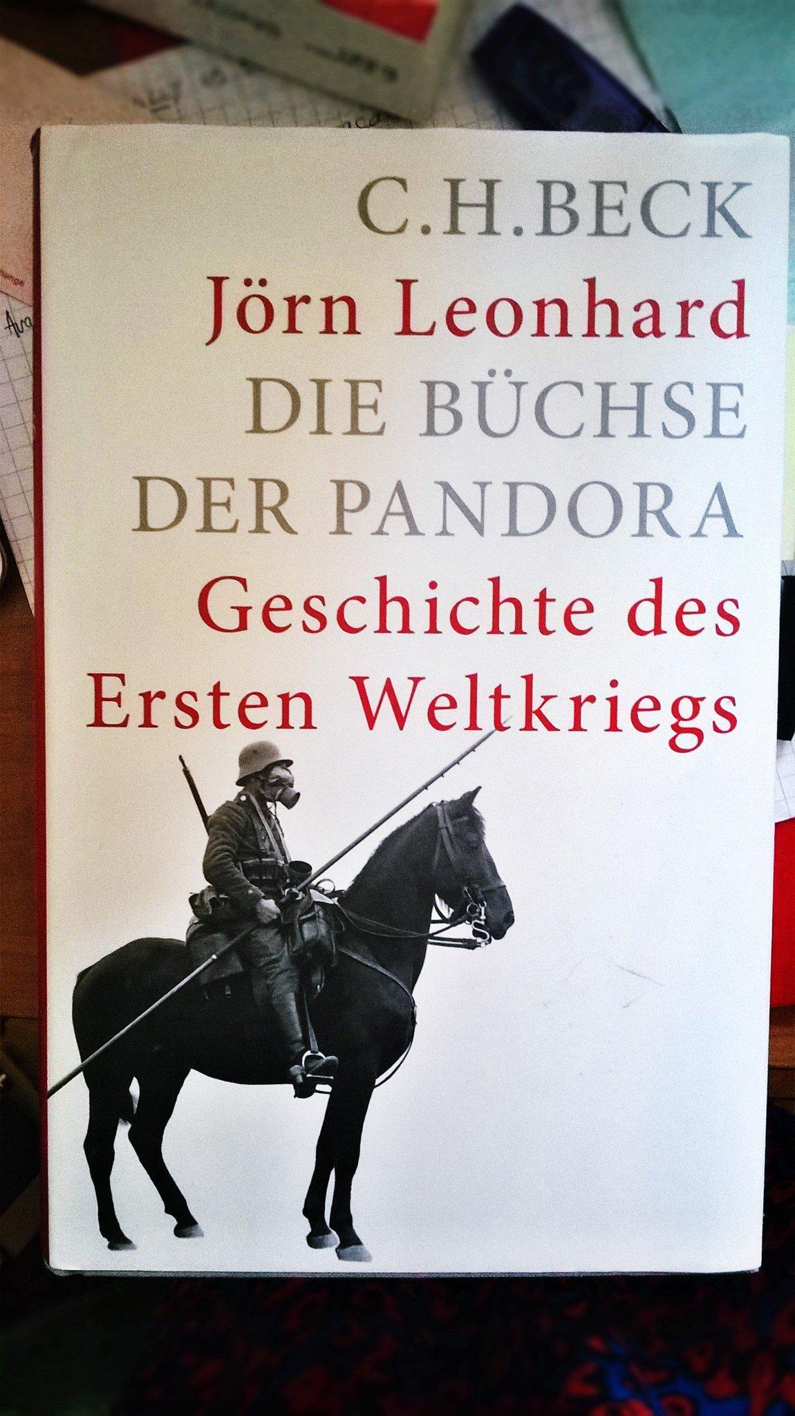 Jörn Leonhard - Geschichte des ersten Weltkriegs #VendrediLecture #VendredHIST https://t.co/fsJHfBJ8q4