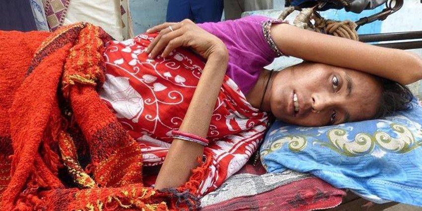 #Tuberkulose kommt häufig in #Kalkutta vor.Dr.Flapper zeigt,wie eine Diagnose aussieht. https://t.co/qE5rMLeHtg https://t.co/BrS1F12UjH